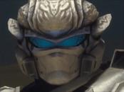 Guy in White blue visor