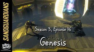Sandguardians S03E16 - Genesis