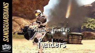 Sandguardians S03E15 - Raiders