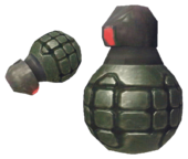 Frag grenade Halo 3