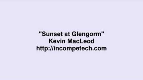 Kevin MacLeod ~ Sunset at Glengorm