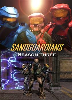 Sandguardians Season 3 poster