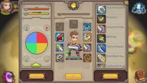 Sandigma Screenshot