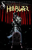 John Constantine Hellblazer cover