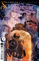The Dreaming Waking Hours cover