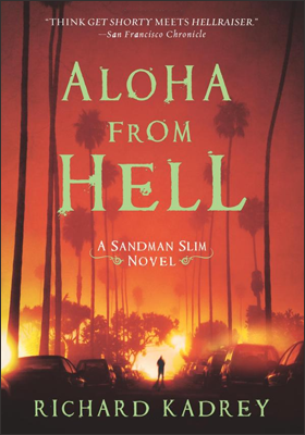 Aloha from hell cover