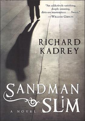 Sandman slim cover