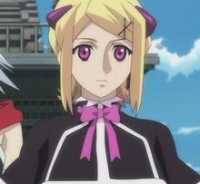 Rhia Dragunel Anime