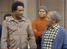 George Foreman - Redd Foxx - Sanford and Son