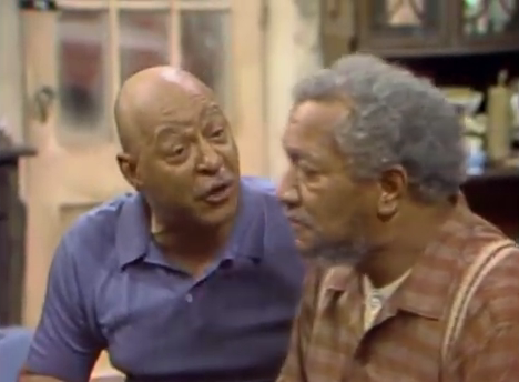 sanford and son episodes with grady