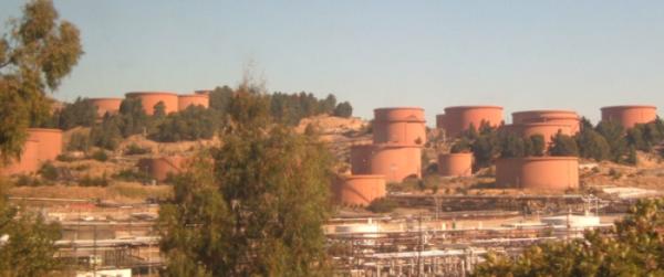 ChevronRefineries