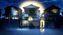 Rei devant maison kawamoto