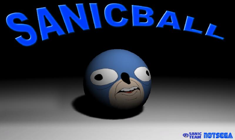 Sanic-ball