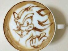 SANIC COFFEE!