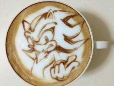SANIC COFFEE!
