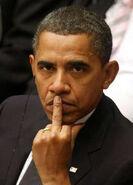 Obama-flips-bird