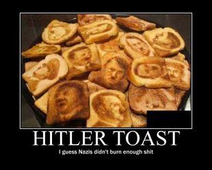 Hitler Toast