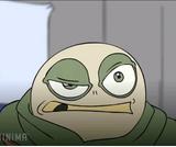 Angry hobo