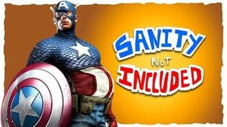 Sanity Not Included Captain Americas Womb (S05E05)