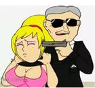 Nina as hostage