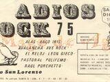 Festival Adios Rock 1975