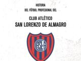 Historia del fútbol profesional del Club Atlético San Lorenzo de Almagro (Libro)
