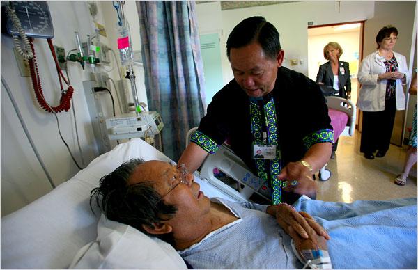 culture asian Nursing of care