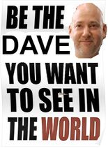 Be the dave