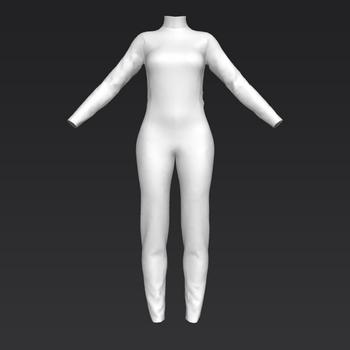 Generic Bodysuit Sansar female