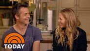 Drew Barrymore, Timothy Olyphant Talk Netflix Comedy 'Santa Clarita Diet' TODAY