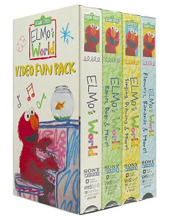 List Of Elmo S World Videos Santiago Wikia Fandom