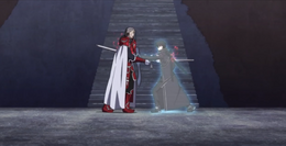 Kirito vs Heathcliff anime-0