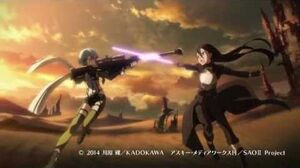 Sword Art Online II Opening (With DL)