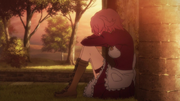 Lisbeth deprimida
