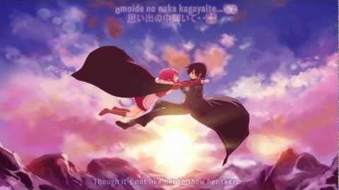 SAO Lizbeth Character Song Ayahi Takagaki - Cheer! Tear? Cheer!! English KaraokeFX