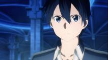Kirito Alicization anime