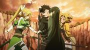 Kirito y las Lord