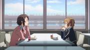 Rika y Keiko