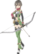 Sword art online hollow fragment nuovi artwork sinon