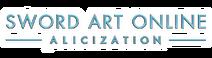 Logo Sword Art Online Alicization