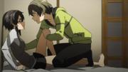 Kyouji ataca a Shino