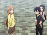 Sword Art Online: Episodio 11