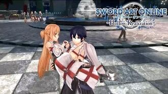 Sword Art Online Hollow Realization - Trailer