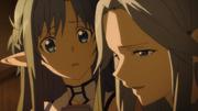 Asuna y Siune