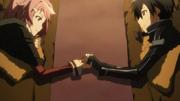 Lis y Kirito