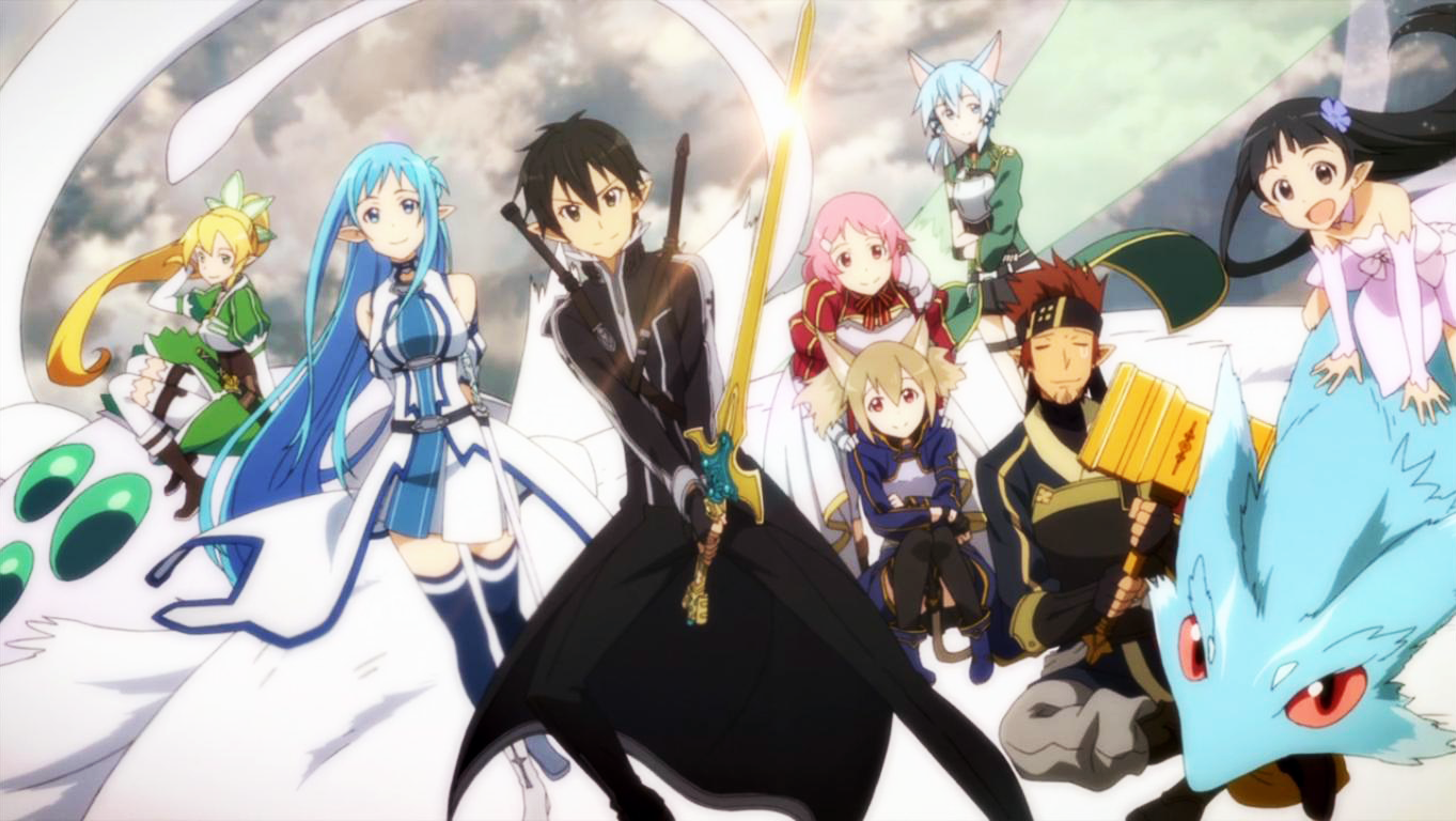 Lista de episodios | Wiki Sword Art Online | FANDOM powered by Wikia