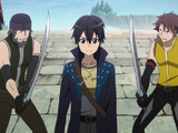 Sword Art Online: Episodio 4