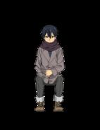 Apariencia Kirito estado mental alterado