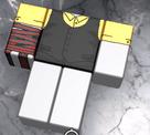 Alternate Kythor's shroud