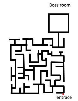 Floor 2 maze map   Sword Art Online: Burst Wiki   FANDOM